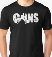 GAINS - Sumo Deadlift Unisex T-Shirt