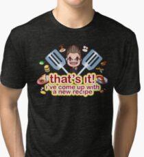 Cooking Scientia Tri-blend T-Shirt