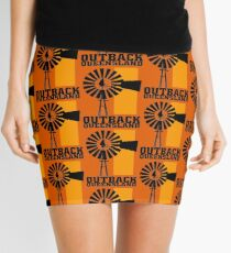 Outback Queensland Mini Skirt
