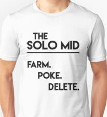 The Solo Mid Unisex T-Shirt