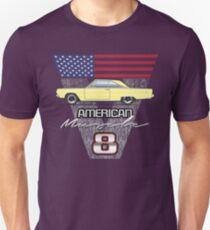 66 Yellow Satellite Unisex T-Shirt