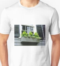 Brooklyn Heights Flowers Unisex T-Shirt
