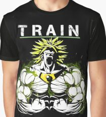 Broly Gym Graphic T-Shirt