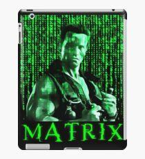 Matrix iPad Case/Skin