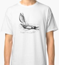 Fishing Boat  Classic T-Shirt
