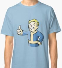 Fallout - Vault Boy Thumbs Up Classic T-Shirt