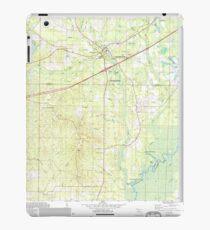 USGS TOPO Map Florida FL Ponce De Leon 348160 1994 24000 iPad Case/Skin