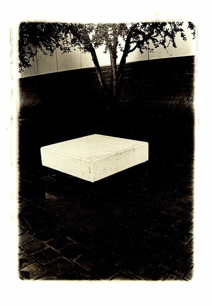 Bench by JChoc