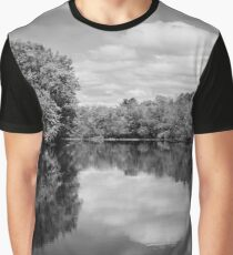 Earth Meets Sky Graphic T-Shirt