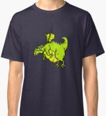Huff 'n' Puff The Dragon Classic T-Shirt