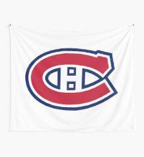Canadiens de Montréal Tenture murale