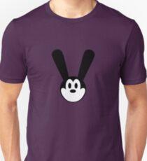 Minimal Rabbit Unisex T-Shirt