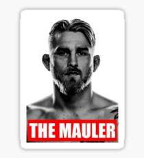 The Mauler Pic Sticker