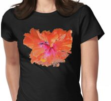 Hibiscus #1 Womens Fitted T-Shirt