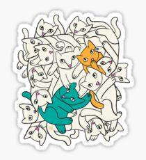 Twice the Fun Sticker
