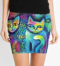 Magicats Mini Skirt