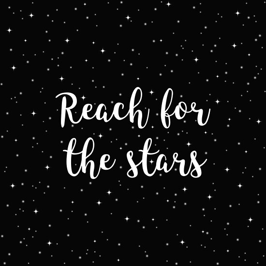 Reach for the Stars by lisabdesign