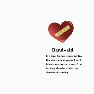 Band-aid by NameCulture