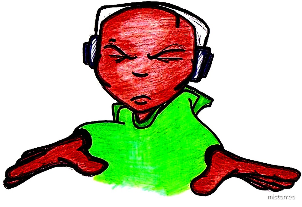 no DJ no PARTY no PHRIENDZ by misterree