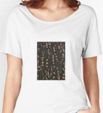 Dense Women's Relaxed Fit T-Shirt