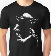 Star Wars Yoda Minimal T-Shirt
