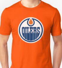 Edmonton Oilers baseball Unisex T-Shirt