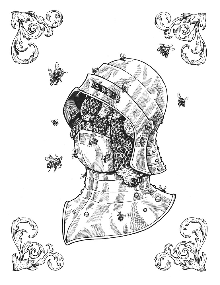 Honey Knight by Raymond Lowell