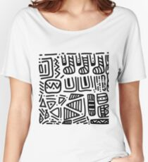 Kind a Tribal  Women's Relaxed Fit T-Shirt