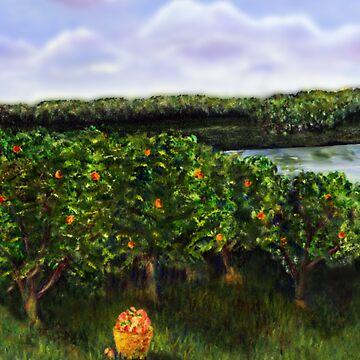 Gaffneys Southern Peaches by TMEubanks