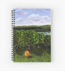 Gaffneys Southern Peaches Spiral Notebook
