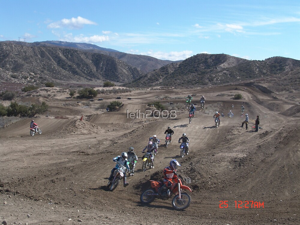 Motocross Racing - Gorman, CA by leih2008