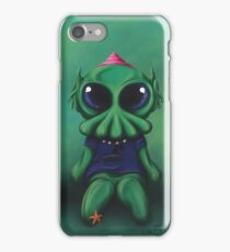Bettie Wears Nessie iPhone Case/Skin