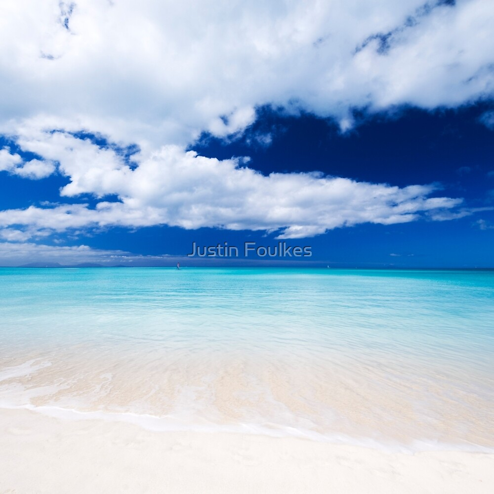 Paradise Found by Justin Foulkes