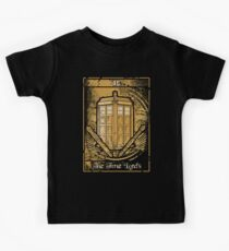 The Time Lords Kids Tee