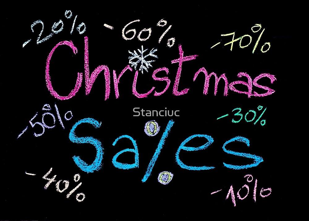 Sales conceptual image by Stanciuc
