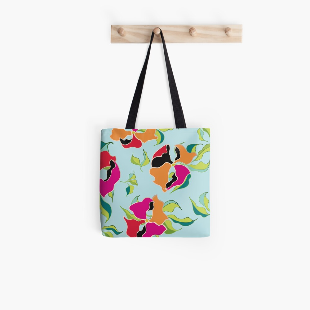 Power Flowers – Summer Tasche