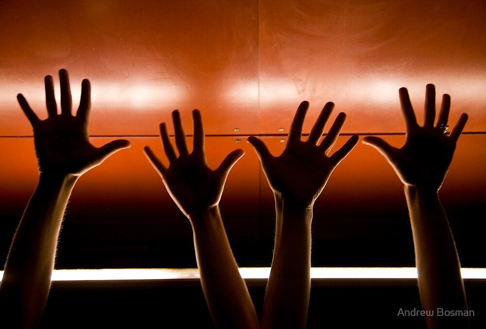 Helping Hands. by Andrew Bosman