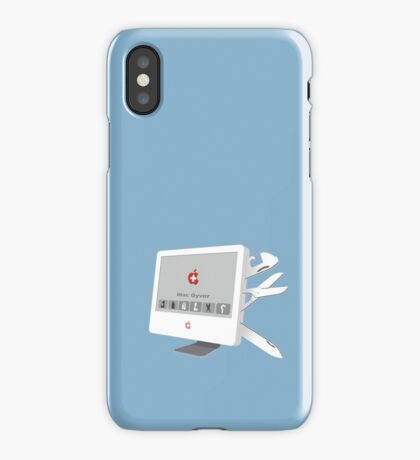 iMacGyver iPhone Case/Skin