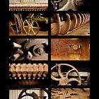 Wheel of Progress Collage by Lexa Harpell
