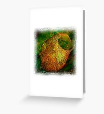 The Atlas Of Dreams - Color Plate 46 Greeting Card