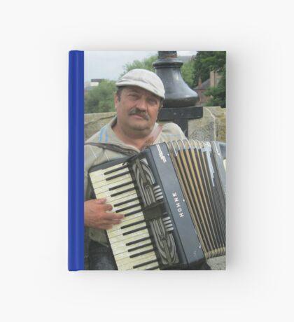 Street Musician Notizbuch