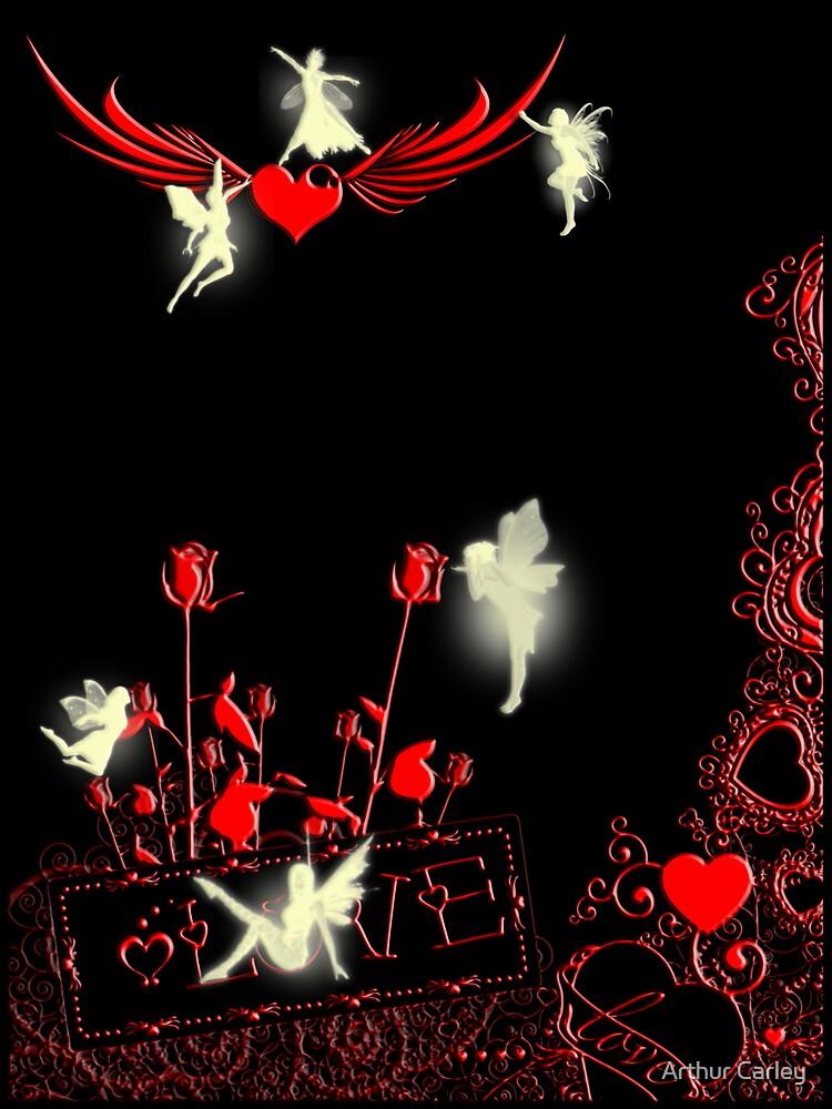Fairys of Love and Joy by Arthur Carley