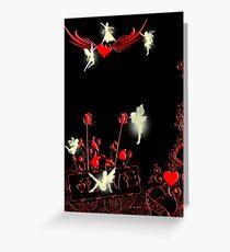 Fairys of Love and Joy Greeting Card