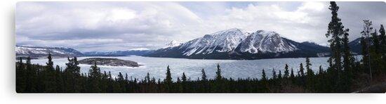 Yukon - Tagish Lake by PacNorthImages