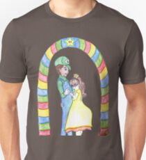 Luigi and Daisy Unisex T-Shirt