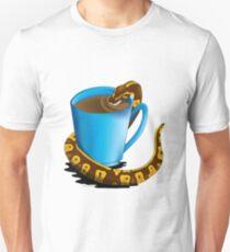 Coffee Break (White) T-Shirt