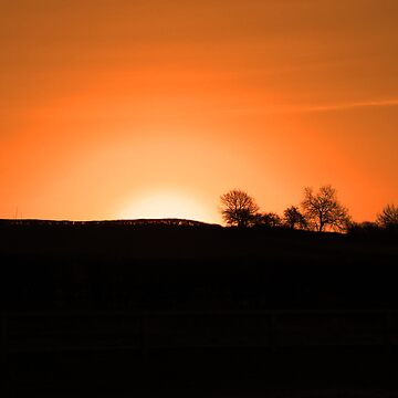 the rising sun by rustycb