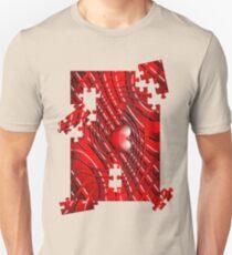 Puzzled ? Unisex T-Shirt