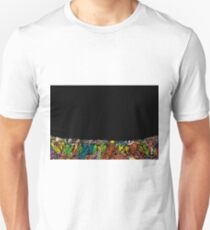 Colorful frame  Unisex T-Shirt