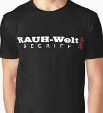 RAUH WELT : HONGKONG SHIRT 2 Graphic T-Shirt